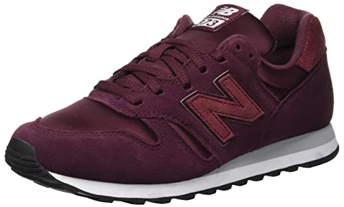 best service f02f9 03749 New Balance Women s s 373 Trainers, Red (Nb Burgundy Silver Mink Bsp),