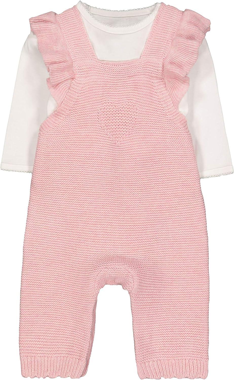 Mothercare NB Knitted Dungaree Conjunto para Bebés