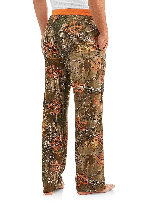 3c291ff1f5ccf Realtree Xtra Camo Knit Graphic Sleep Lounge Pants - Medium at Amazon Men's  Clothing store: