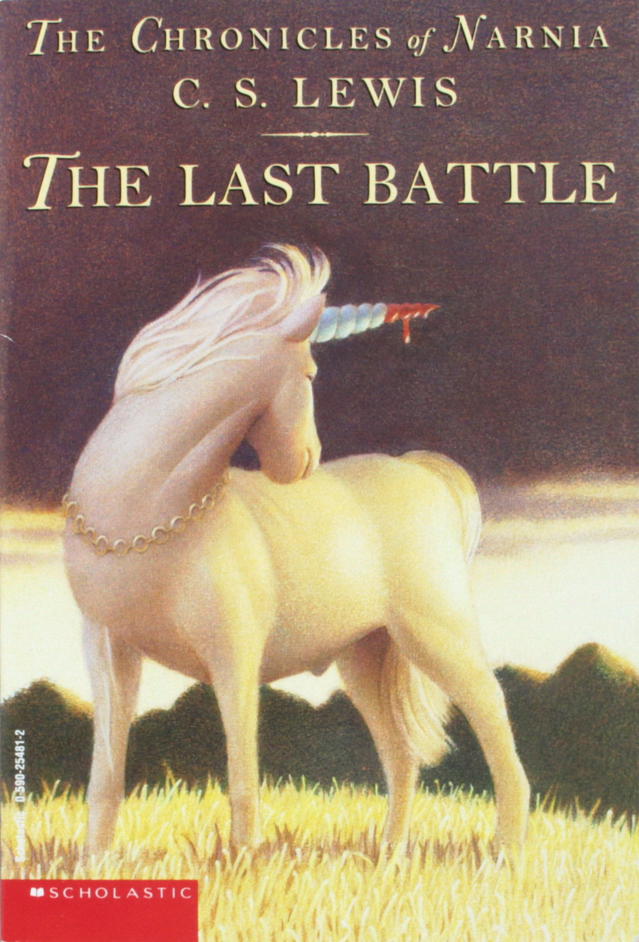 the last battle the chronicles of narnia book 7 c s lewis