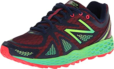 New Balance Fresh Foam 980 Trail, Zapatillas de Running para Mujer, Bright Cherry with Lead & Green Flash, 37 EU: Amazon.es: Zapatos y complementos