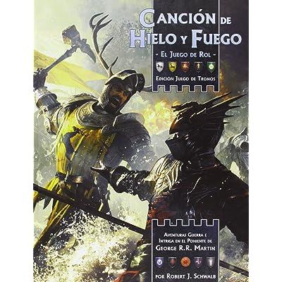 Edge Entertainment- Canción de Hielo y Fuego: Edición Juego de Tronos, (EDG2707): Vv.Aa.: Juguetes y juegos