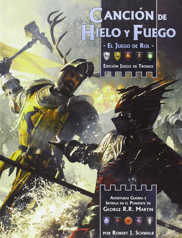 Edge Entertainment- Canción de Hielo y Fuego: Edición Juego de Tronos, Multicolor (EDG2707): Vv.Aa.: Amazon.es: Juguetes y juegos