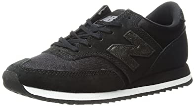 New Balance Women's cw620 Sneaker, Black/Black, ...