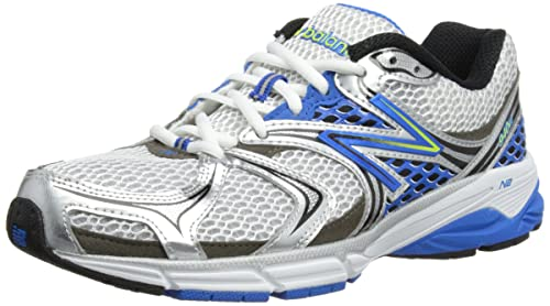 New Balance M940Wb2 - Zapatillas de running, blanco - White/Blue/White, 40.5 - Anchura D: Amazon.es: Zapatos y complementos