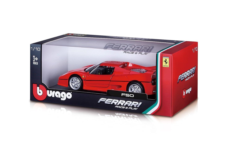 Bburago Burago Kollektion Ferrari R&P, Mehrfarbig, 3.MD1816000