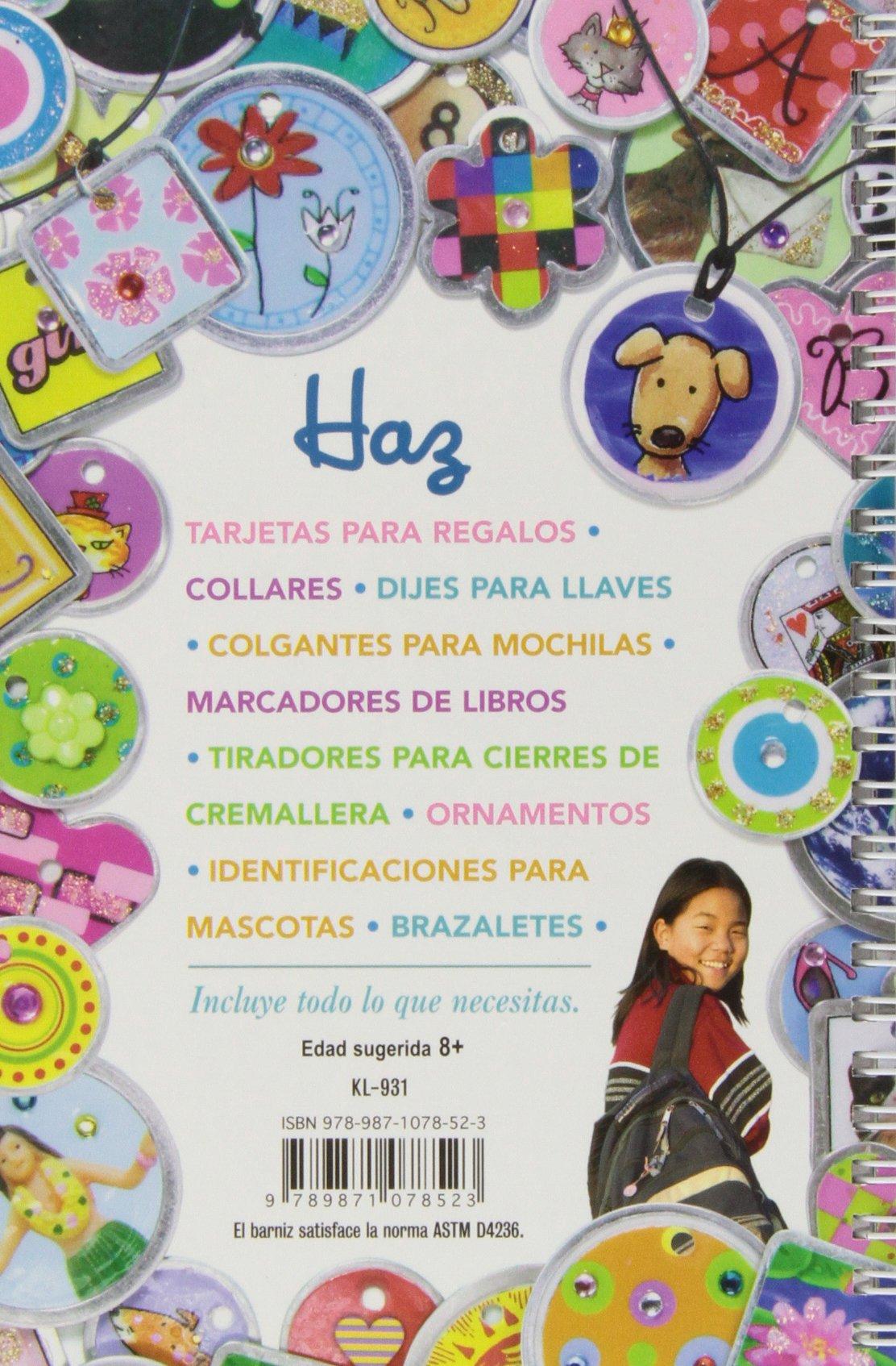 Dijes: Haz tus propios dijes (Spanish Edition): Klutz Latino: 9789871078523: Amazon.com: Books