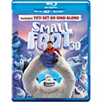 Smallfoot (Blu-ray 3D & Blu-ray)