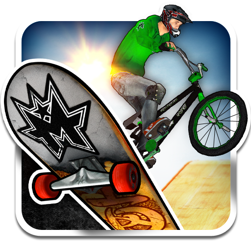 (MegaRamp - Skate & BMX)