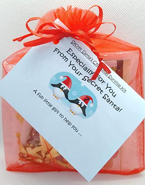 Christmas favours and little gifts for wife