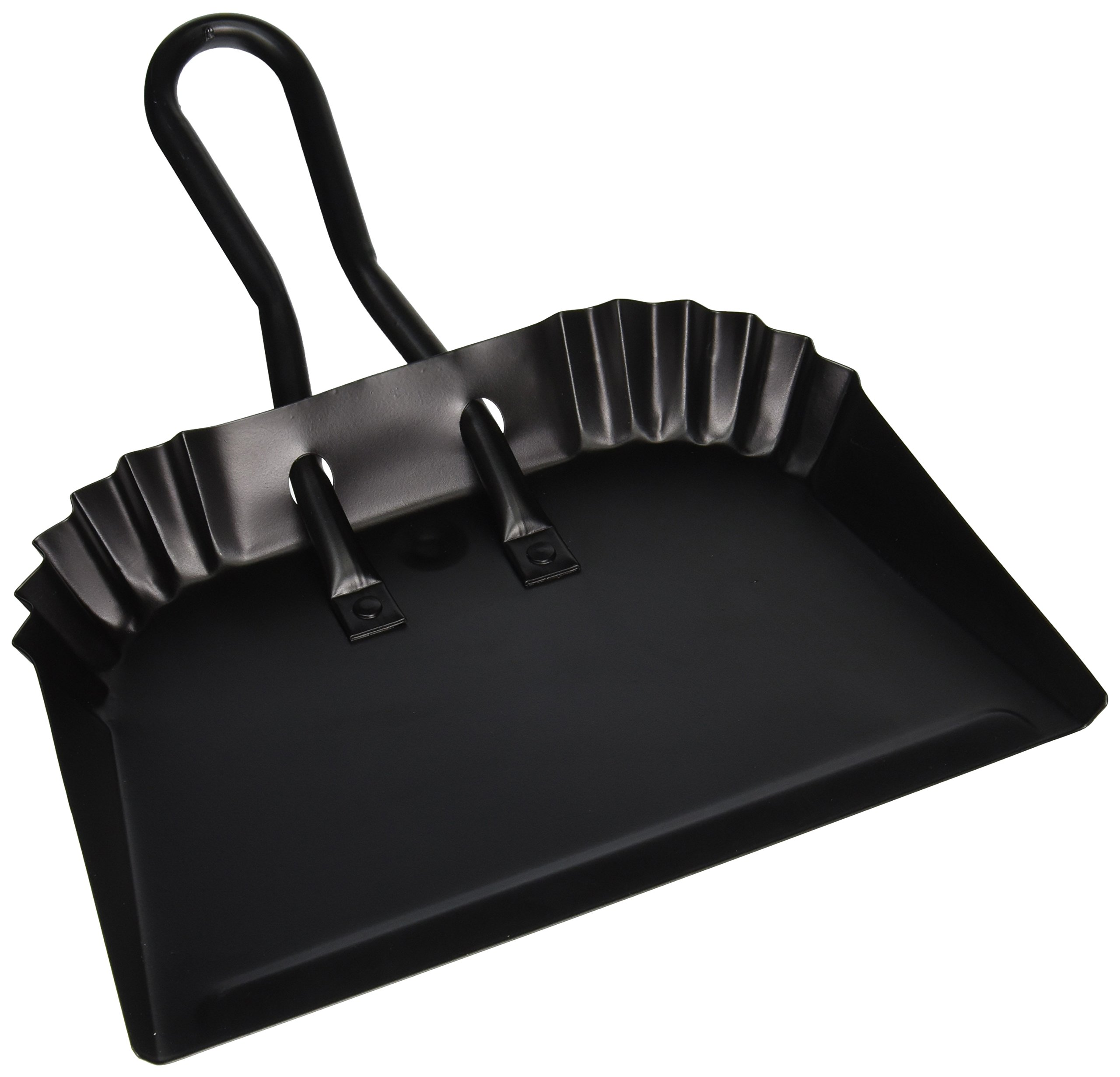 MintCraft Pro DL-5004 Dust Pan, 12-Inch, Black Finish