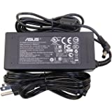 ASUS 90W Laptop Charger AC Adapter for N53S N550JV N56 N56DP N56V N56VJ N56VM N56VZ N76VJ N76VZ P45VA P45VJ R500A R500N R500VD R500VJ R500VM R503C R503U R510C R510CA R510D R510DP R510L R554LA R700VJ