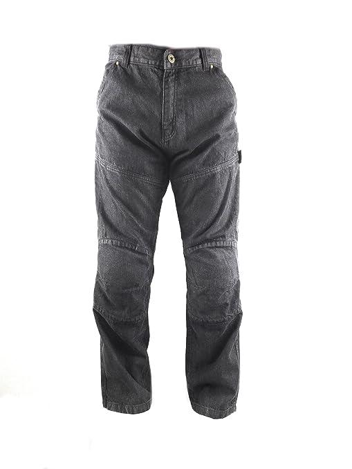 Amazon.es: KENROD Pantalones Vaqueros de Motocicleta Tejanos ...
