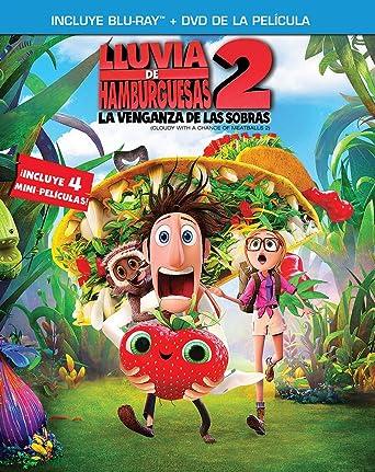 Lluvia de Hamburguesas 2 Español Latino Dual 1080p HD