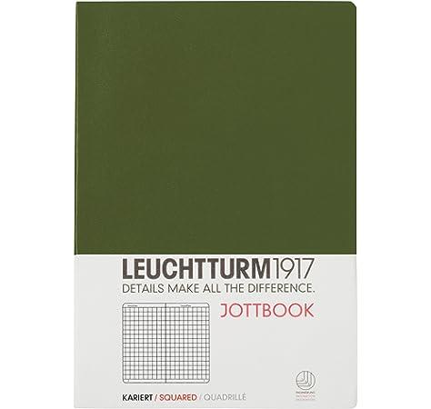 LEUCHTTURM1917 Jottbook 343067 - Cuaderno de notas (A5 ...