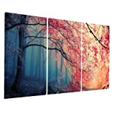 Amazon Price History for:Gardenia Art - Red Maples Canvas Prints Wall Art Stretched and Framed Modern Decor Paintings Giclee Artwork for Living Room and Bedroom, 16x24 in, 3 pcs\set