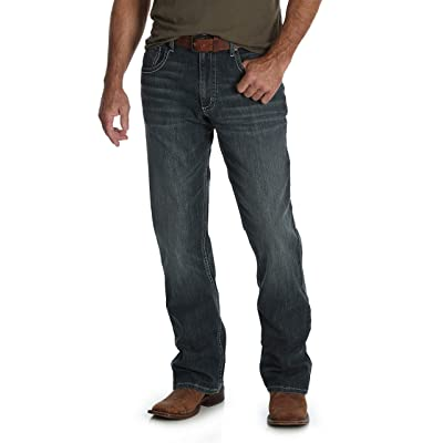 Wrangler Men's 20X Vintage Boot Cut Jean at Men's Clothing store