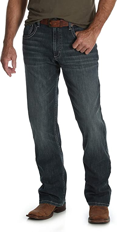 Wrangler Women's Q-Baby Mid Rise Bootcut Ultimate Riding Jean