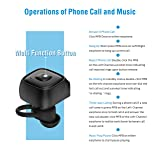 JEEMAK Wireless Earbuds, Mini Bluetooth Technology