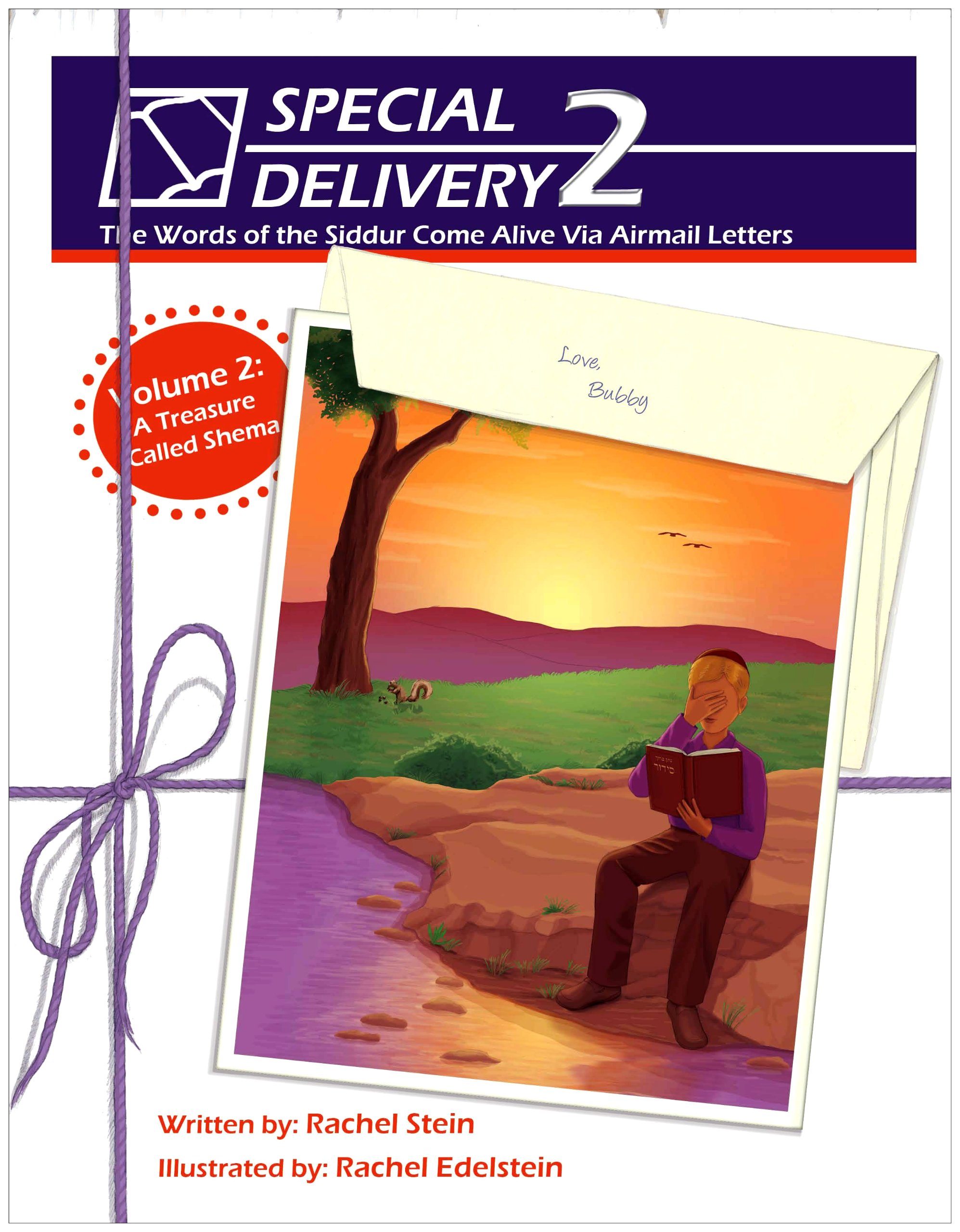 Read Online Special Delivery 2: A Treasure Called Shema ebook