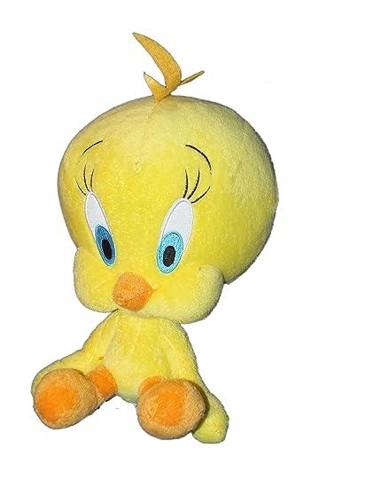 Doudou peluche Piolín Tweety Plush – TCC – Baby Looney Tunes – 22 cm – Warner