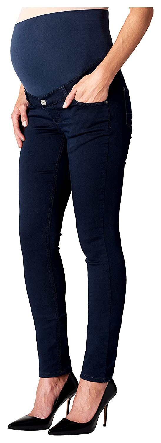 Noppies Damen Umstandshose Pants Otb Slim Bailey 5 70106
