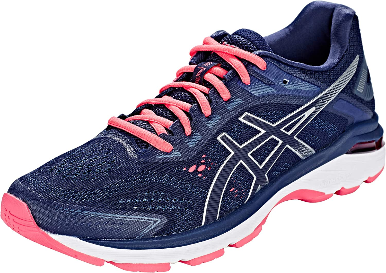 comodidad etc. impacto  Amazon.com | ASICS GT 2000 7 Womens New in 2019 Shoes Trainers Pumps  Peacoat/Silver 7 US | Running