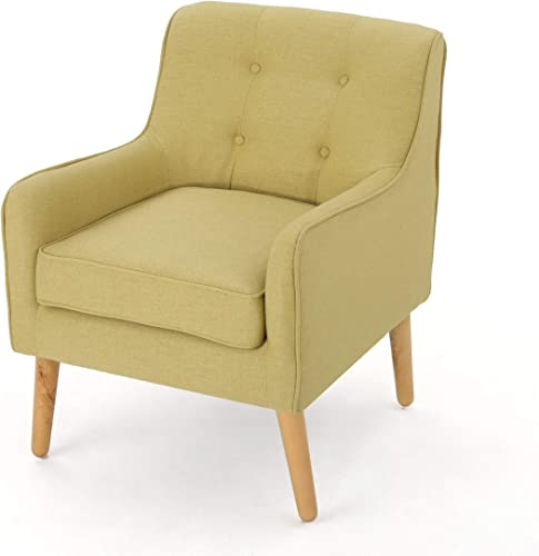 Christopher Knight Home Felicity Mid-Century Fabric Arm Chair