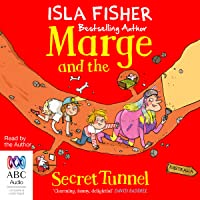 Marge and the Secret Tunnel: Marge in Charge, Book 4
