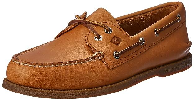 Sperry A/O 2-Eye Leather, Náuticos para Hombre: Amazon.es: Zapatos y complementos