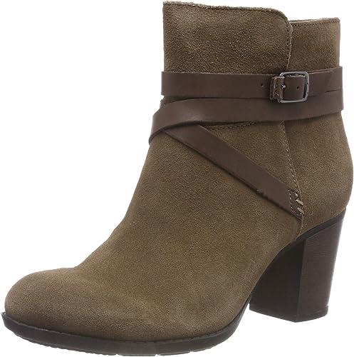 Clarks Women's Enfield Coco Biker Boots
