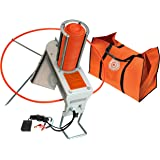 Do-All Outdoors Fowl Play Automatic Clay Pigeon Skeet Thrower Trap 50 Clay Capa
