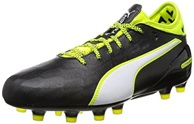 55fc9a6a873e Puma Men s Evotouch 2 Ag Football Boots  Amazon.co.uk  Shoes   Bags