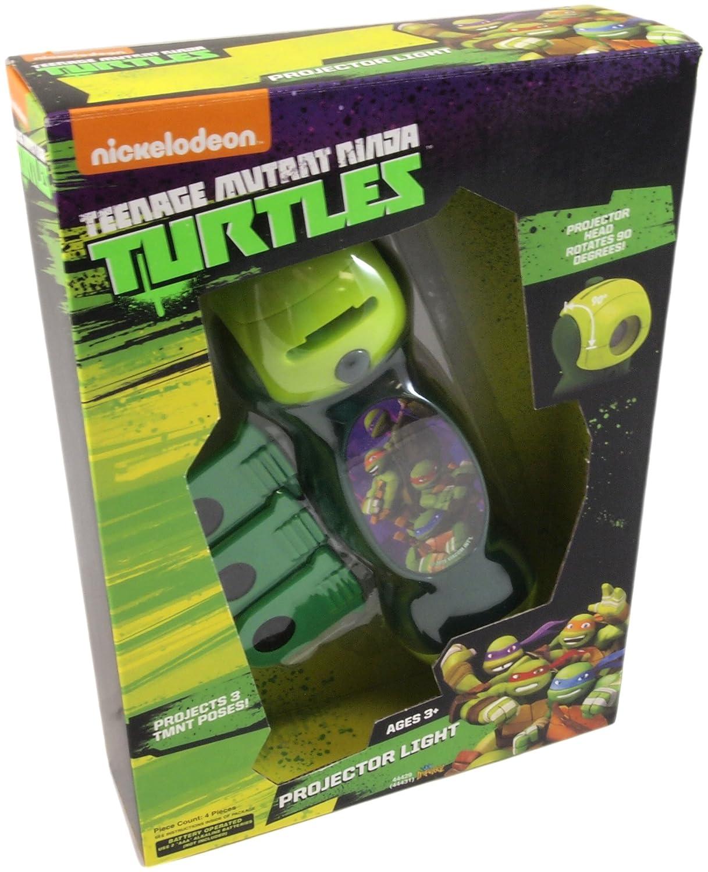 Teenage Mutant Ninja Turtles Projector Light - Projects 3 ...