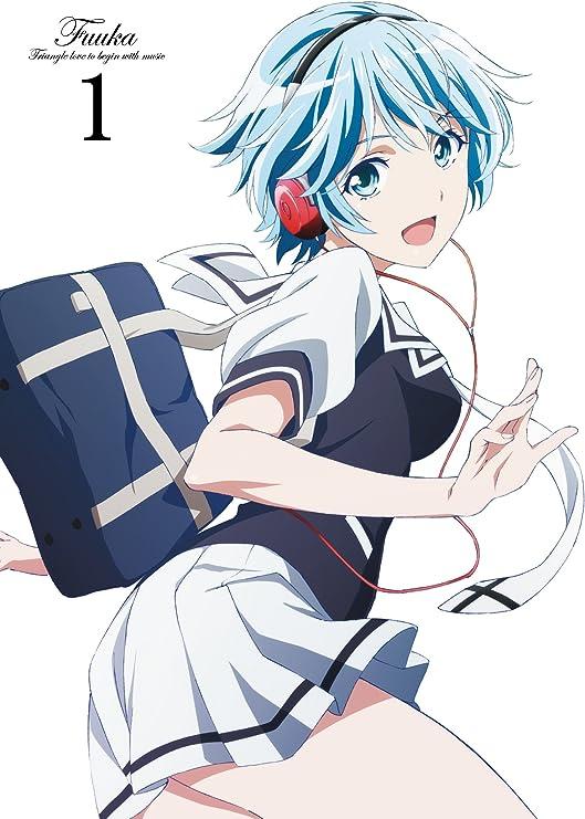 風夏 第1巻 (初回仕様版) Blu-ray