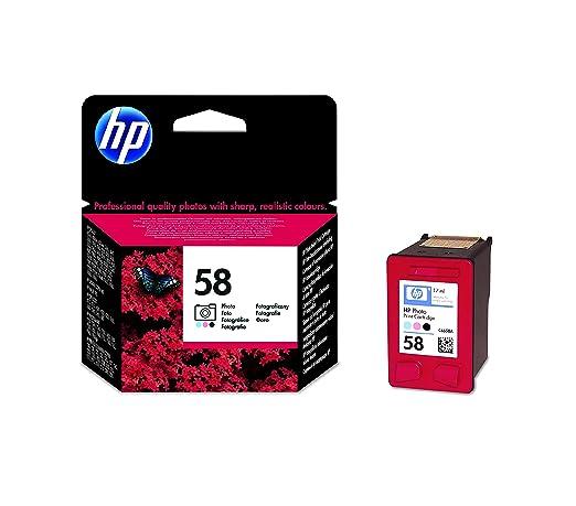 3 opinioni per HP C6658AE Cartuccia Inkjet foto 58, 3 Colori