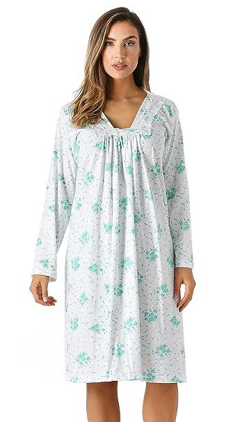 5fa887b1fa8b Just Love Nightgown Women Sleepwear Womans Pajamas at Amazon Women s ...