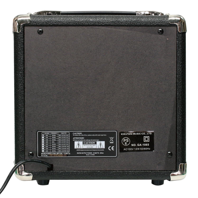 sx ga1065 stcad 10 watt guitar amplifier musical
