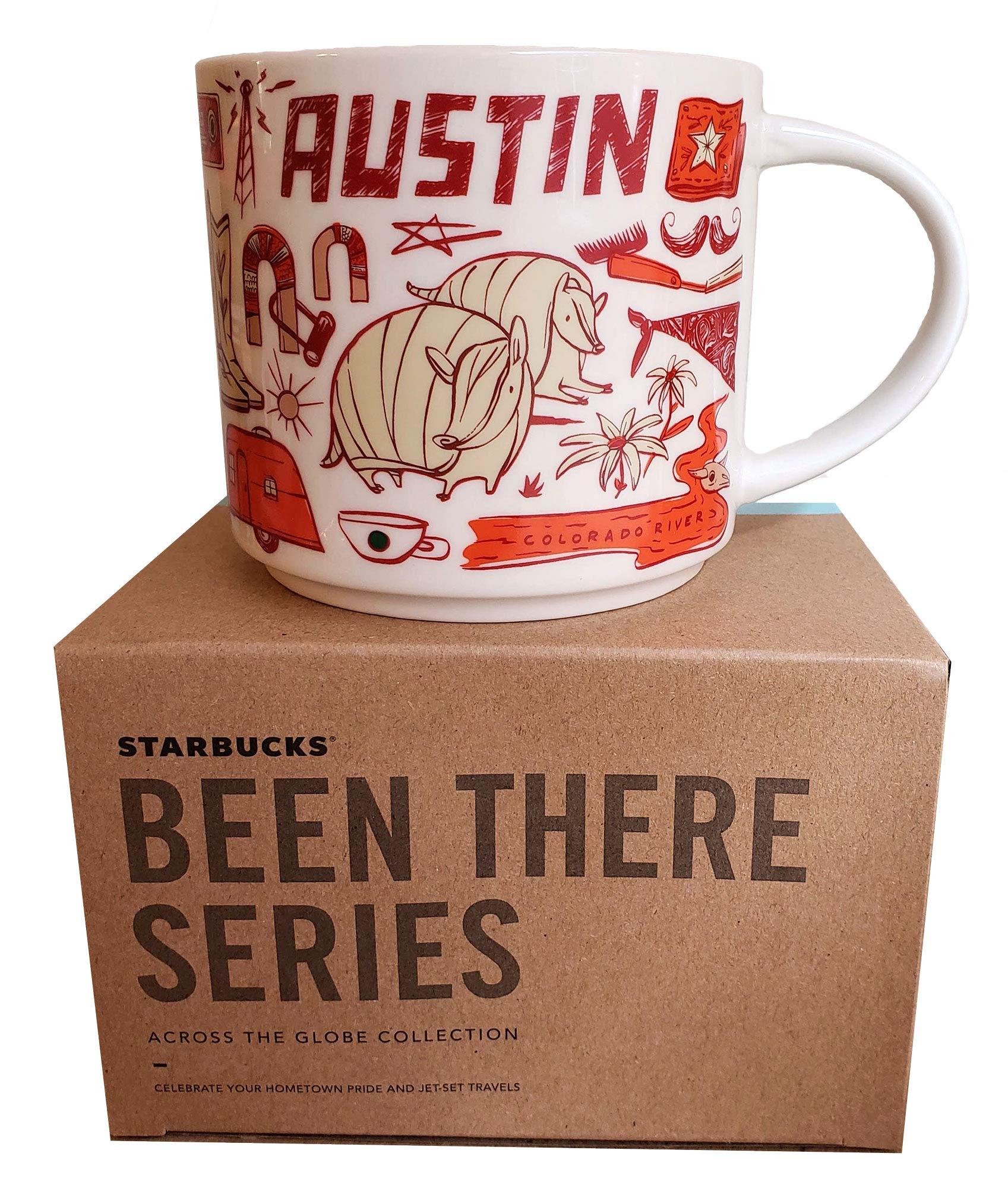 Starbucks Austin Coffee Mug - Been There Series by Starbucks (Image #5)