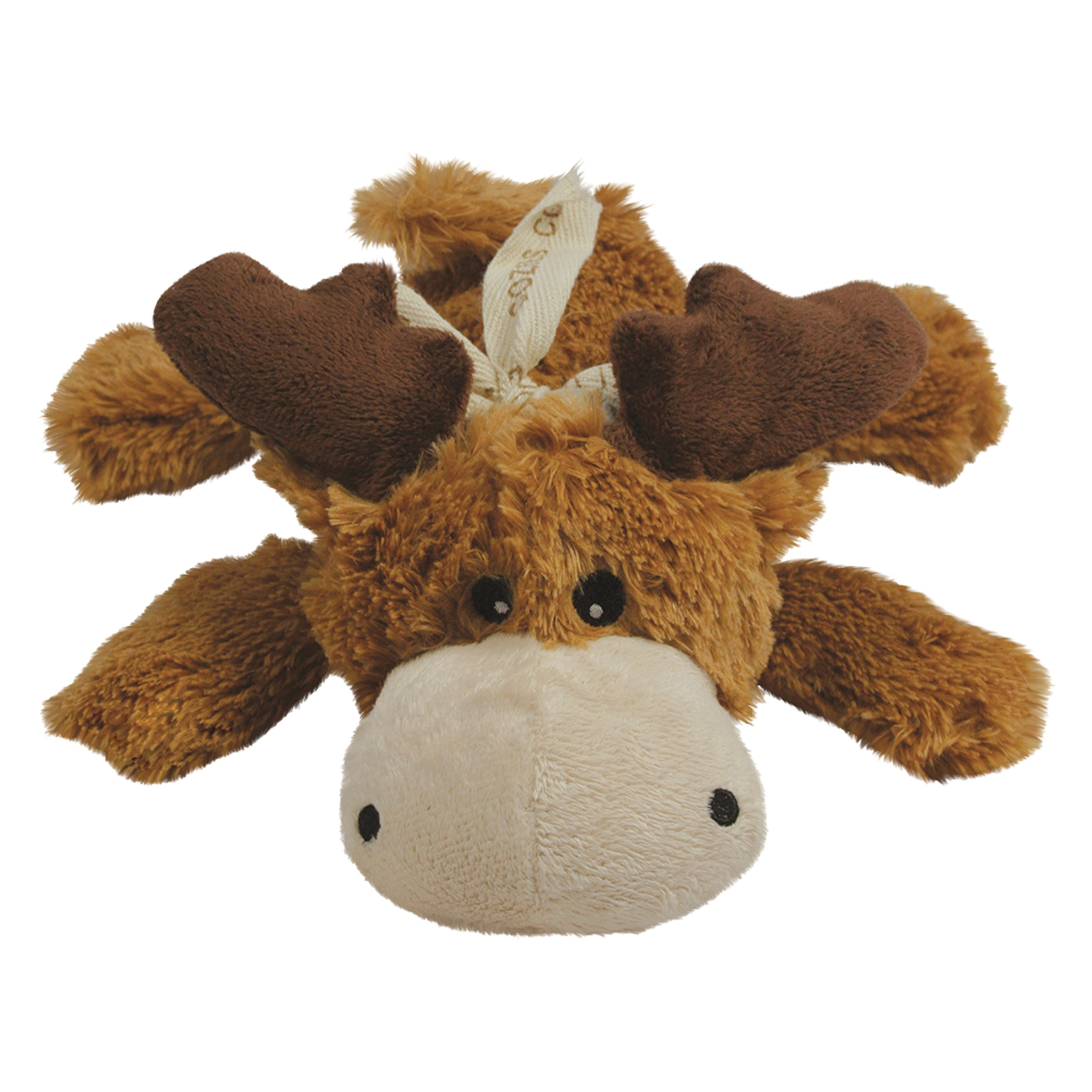 KONG Cozies Dog Squeaky Toy Marvin the Moose XL