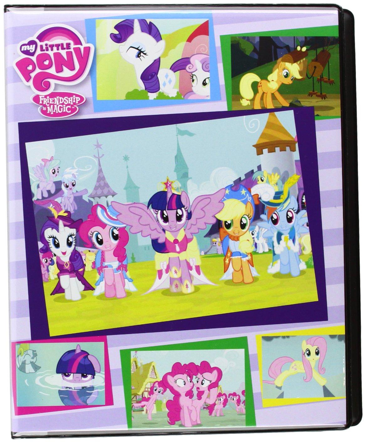 Ultra Pro My Little Pony 4 Pocket Portfolio 84102