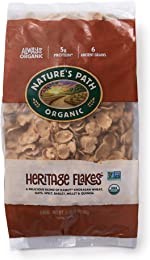 Nature's Path Heritage Flakes Whole Grains Cereal, Healthy, Organic, 32 Ounce
