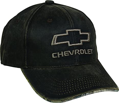 Amazon.com   Outdoor Cap Men s Chevrolet Weathered Cap with Under ... 047b86b3a646