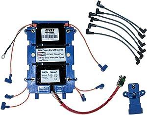 CDI Electronics 113-6367K 1 Johnson/Evinrude Power Pack Kit - 6 Cyl (1991-2006)