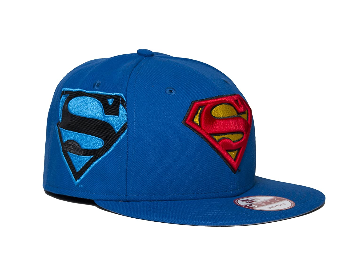 DC Comics Superman Fresh Side Snapback Gorra De Béisbol: Amazon.es ...