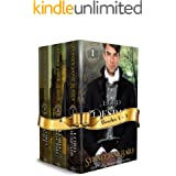 Beastly Lords 3-Book Box Set: Victorian Romance