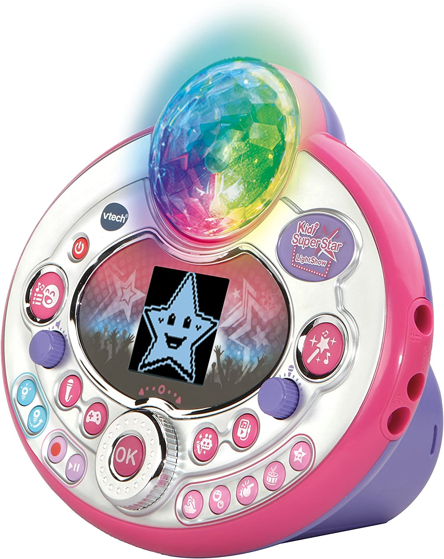 Lightshow Karaokemaschine Kidi Super Star VTECH 80165804