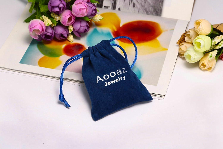 Aooaz Jewelry Titanium Steel Bracelet for Men Double Rope Cuff Bracelet Leather Bracelet