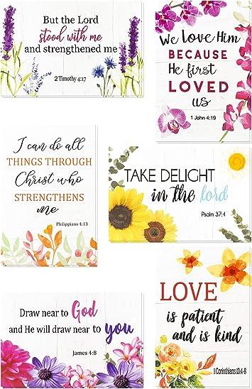 Amazon.com: Tarjetas de felicitación cristianas – 60 ...