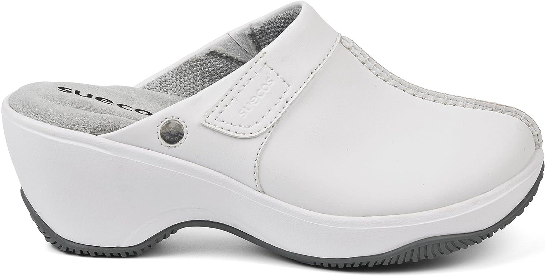 Suecos Vera Zapatos de Trabajo para Mujer